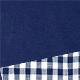 Felpa pad + vichy blue
